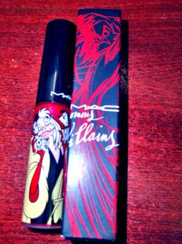 M.A.C Wicked Ways Lipglass by ray1089