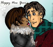 Tim n Tam New Years by angel-gidget