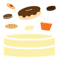 More cakes! by DrawDesign
