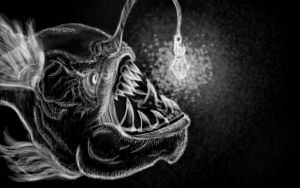 True Monster:Lanternfish by AnakMoon