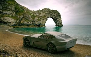 Ford GT-V concept by cipriany