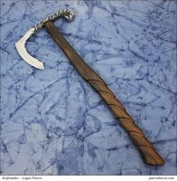 Finale: Rebar War Axe by Logan-Pearce