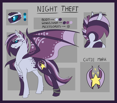 Night Theft by DragonaDeMetal