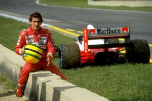 Ayrton Senna (Spain 1990) by F1-history