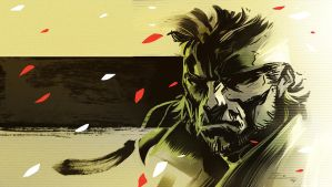 Naked Snake by E-Mann