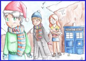 Doctor Who-Clothes for Rio by FuriarossaAndMimma