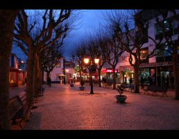 Ericeira Central Plaza by Ana-D