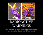 Radioactive Warnings by DarkAngelAW1986