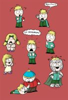 Lots of Butters. by nalem