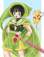 Cardcaptor Lee by ms-ashri