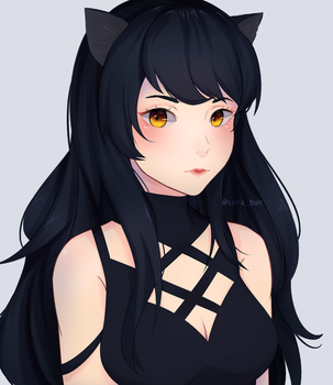 Blake Belladonna by senapon
