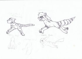 Just some sketchies C: by trencik