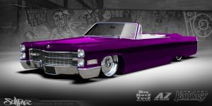 smooth caddy by SurfaceNick