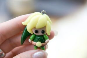 Legend of Zelda, Link Charm by IvrinielsArtNCosplay