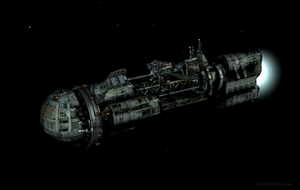 Leechers Ship by Shallon4000
