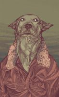 MENACE OF PLOWDOG by Fish-man