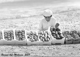 Child vegetables by tr7l0o