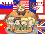 APH - Allied Forces Group by Endless-Rainfall