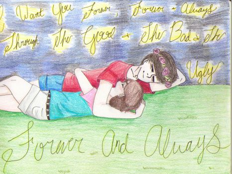 Forever and Always by xOwlCityx