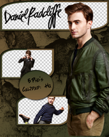 Pack Png Daniel Radcliffe 01 by FerPhelps