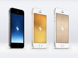 Bolt App Wallpaper Elegance Series by JasonZigrino