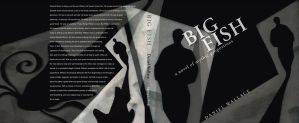 Big Fish_Book Cover by omni6us