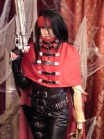 Vincent Valentine by CelestialShadow19