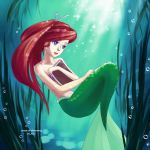 ariel by Omen-of-SilverWing