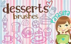 Dessert Bushes *__* by Payasiita