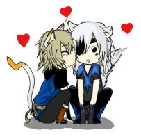 lamento kiss by ukenoki