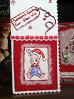 Silent Hill Christmas Card by PossumPip-Creations