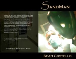 sandman book cover by anon-y-mouse