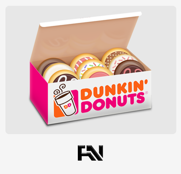 Donut Box by Soundy