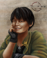 In Honor of Monty Oum by anjyil