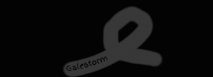 Celestial Brush: Galestorm by scriptureofthescribe