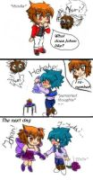 Judai is too sweet for Johan by Angelx0fxHell