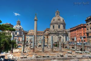 Rome HDR 1 by agelisgeo