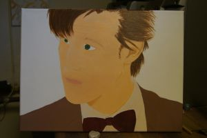 11th Doctor by LuminousTabby