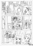 Alex and Phantom - Frozen comic page 18 by Lady-Scorpion