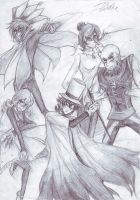 They beat you... by LittleSakis-Aubade
