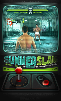summerslam concept by hunter1992