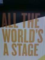 All The world's a stage by RionNipal