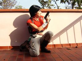 Chloe Frazer cosplay by 14th-division