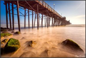 Oceanside Pier by AndrewShoemaker