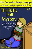 Baby Doll Mystery Book Cover by MisterMistoffelees