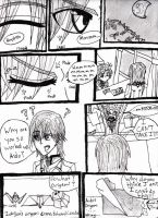 Vampire Knight Comic-Pg 1 by FullmetalApollo
