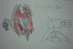 Ezra the Abor by pd123sonic