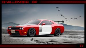 Dodge Challenger GP by TeofiloDesign