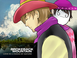 Brokeback Mountain [PewdieCry] by TSCLonix