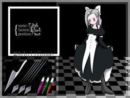 Adult Game's OC: Edith by V-Oblivion